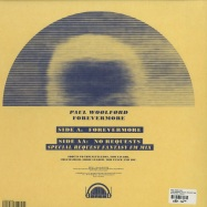 Back View : Paul Woolford - FOREVERMORE  (SPECIAL REQUEST REMIX) - Running Back / RB098.1