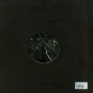 Back View : ZTRL - ODA VISSZA (GREY MARBLED / VINYL ONLY) - Purple Inc / PI002