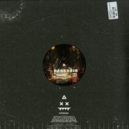Back View : Agressor Bunx - THE ORDER / DANGEROUS MATERIALS - Eatbrain / EATBRAIN021