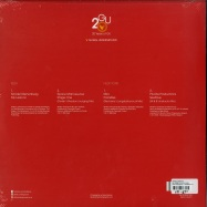 Back View : Various Artists - 20 YEARS OF GU (PIC DISC + MP3) - Global Underground / 190296997778