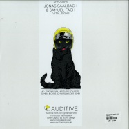 Back View : Jonas Saalbach Samuel Fach - VITAL SIGNS - Auditive / ADTVV003