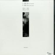 Back View : Janeret - SPACE CONQUEST (BEN BUITENDIJK / DIEGO KRAUSE RMXS / VINYL ONLY) - Berg Audio / BERGAMON03