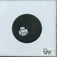 Back View : DJ LSRDRCKR - DH $ SLIP 7 INCH - Verein Freier Menschen und Musik / VFMM7