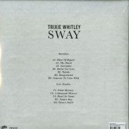 Back View : Trixie Whitley - SWAY (OUTTAKES & LIVE TRACKS)(2X12 INCH WHITE COLOURED VINYL) - Unday Records / UNDAY056LP
