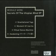 Back View : Module Werk - SECRETS OF THE UTOPIAN MIND (VINYL ONLY) - HELENA / HLN004
