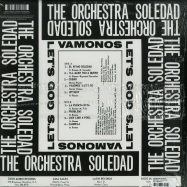 Back View : Orchestra Soledad - VAMONOS / LETS GO (LP) - BBE / BBE401ALP / 05146361