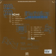 Back View : Satoshi & Makoto - CZ-5000 SOUNDS AND SEQUENCES - Safe Trip / ST 006-LP