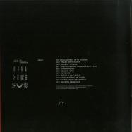 Back View : J.C. Kastil - NO SPIRITUAL SURRENDER (2xLP) - Cabrera / CBR010