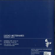 Back View : Lucho Misterhands - Experience One EP - La Pince / LPR004