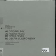 Back View : Exium - EXPECT NOTHING (REEKO, REGIS, OSCAR MULERO REMIXES) - Nheoma / NHEOMA020