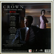 Back View : Ruper Gregson-Williams & Lorne Balfe - THE CROWN SEASON 2 O.S.T. (LTD GOLDEN 180G 2X12 LP) - Music On Vinyl / movatm186