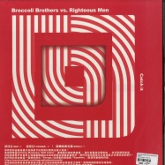 Back View : Broccoli Brothers vs The Righteous Men - CATCH IT - Fragrant Harbour / FGHB 005