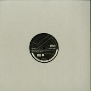 Back View : Monomood - LOVE, DUB & MACHINE WARS (BLACK VINYL REPRESS) - Etui Records Ltd / ETUILTD003b