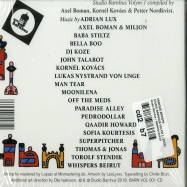 Back View : Various Artists - STUDIO BARNHUS VOLYM 1 (2XCD) - Studio Barnhus / BARNVOL001CD