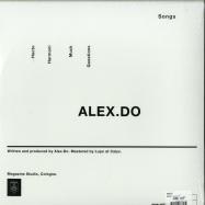 Back View : Alex.Do - SONGS - Magazine / Magazine 020