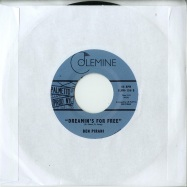 Back View : Ben Piriani - LIGHT OF MY LIFE / DREAMINS FOR FREE (7 INCH) - Colemine / CLMN156-7
