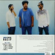 Back View : Amaro Freitas - RASIF (180 G VINYL+MP3) - Far Out Recordings / FARO205LP