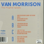 Back View : Van Morrison - THE PROPHET SPEAKS (2LP) - Exile / 7707173
