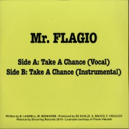 Back View : Mr. Flagio - TAKE A CHANCE - Discoring Records / DR-002