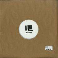 Back View : Sam McQueen - SEPHORIA EP (GREY MARBLED VINYL) - Delsin / DSR/X18