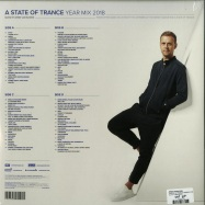 Back View : Armin Van Buuren - A STATE OF TRANCE YEARMIX 2018 (2LP) - Cloud 9 / CLDM2018025V