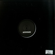 Back View : Omar / Unai Trotti - P & S (VINYL ONLY) - Art of Dark / AOD002