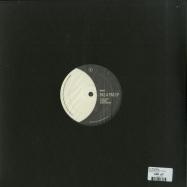 Back View : Luc Ringeisen - PAS A PAS EP (VINYL ONLY) - BodyParts / BPV025