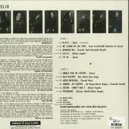 Back View : Celia - CELIA (LP) - Mr Bongo / MRBLP188