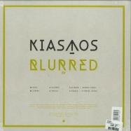 Back View : Kiasmos - BLURRED (STIMMING, BONOBO REMIXES) (EP + MP3) - Erased Tapes Records / ERATP102LP / 05149761