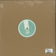 Back View : Nat Wendel - THE BLUES (CLEAR VINYL) - Courtesy Of Balance / COB 12