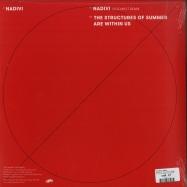 Back View : Ricardo Tobar - NADIVI EP (LEGOWELT REMIX) - Musar / MUSAR006