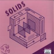Back View : Various Artists - SOLIDS - De La Groove / DLGONWAX004