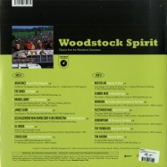 Back View : Various - WOODSTOCK SPIRIT (180G LP) - Wagram / 05178451