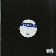 Back View : NIKK / FJAAK - FORCE OF PLEASURE / TURN IT UP - SPANDAU20 / SPND20001