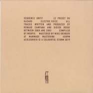 Back View : R. Campana & D. Reggi - SEQUENCE UNITY (CLASSIC) - A Colourful Storm / ACOLOUR018