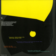 Back View : Various Artists - 5 YEARS OF GOLDMIN MUSIC VOL.4 (180 G VINYL) - Goldmin Music / GMNV010.4