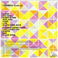 Back View : Caribou - SUDDENLY (LP+MP3) - City Slang / SLANG50247LP