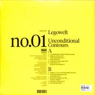 Back View : Legowelt - UNCONDITIONAL CONTOURS (LP) - OUS / OUS023
