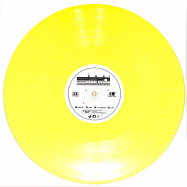 Back View : Adelphi Music Factory - JOY AND FANTASY EP (YELLOW VINYL REPRESS) - Shall Not Fade / SNF046RP