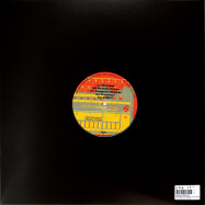 Back View : Binary Operator - MACHINE PROCESSED RHYTHMS EP - Central Electronics / CEL004