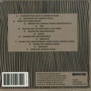 Back View : The Vision - THE VISION (CD) - Defected / TVIS1CD