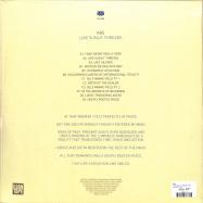 Back View : Kas - LIKE SUNLIT THREADS (2LP) - Ilian Tape / ITLP08