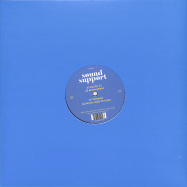 Back View : Sound Support - APOLLO 21 EP - Internasjonal / INT047