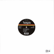 Back View : Temple - LOVE MACHINE - Internasjonal / INT048