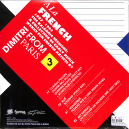 Back View : Dimitri From Paris Various - A LA FRENCH (1987-1992) THE BALEARIC SESSIONS VOL. 3 - Favorite Recordings, Jazzy Couscous / FVR177-JC16