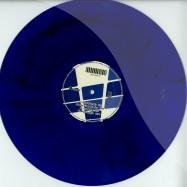 Back View : Erman Erim - ANY GIVEN SUNDAY (LTD BLUE VINYL) - Beatwax / BW003