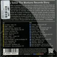 Back View : Various Artists - SUBWAY SALSA - THE MONTUNO RECORDS STORY (2CD) - Vampi Soul / vampicd128