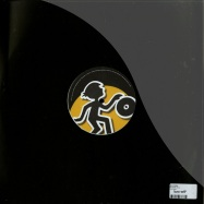 Back View : Melleefresh vs Deadmau5 - HEY BABY 2012 (WHITE VINYL) - Play Records / PLAY12020
