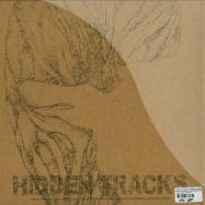 Back View : Lights Off a.k.a. DJ Hidden & Anneke van Giersbergen - ONLY YOU CAN SEE (CLEAR GREEN VINYL) - Hidden Tracks / HIDTR003