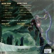 Back View : Megadeth - SUPERCOLLIDER (LTD 180G LP + 7 INCH + MP3) - Universal / 3740956